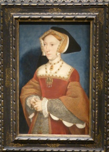 5 - Jane Seymour - 1536 -