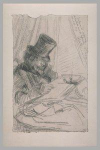 Portrait de Fantin-Latour