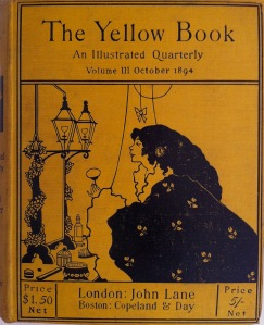 Image 6 1894 The Yellow Book Vol.III front cover
