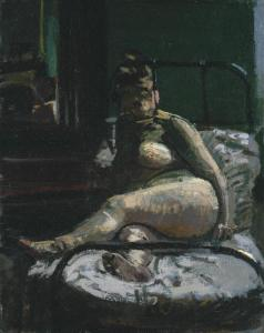 La Hollandaise c.1906 by Walter Richard Sickert 1860-1942