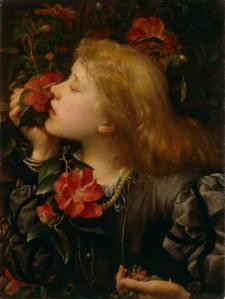 NPG 5048; Ellen Terry ('Choosing') by George Frederic Watts
