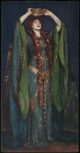 Ellen Terry as Lady Macbeth 1889 John Singer Sargent 1856-1925 Presented by Sir Joseph Duveen 1906 http://www.tate.org.uk/art/work/N02053