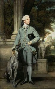 Portrait de Richard Peers Symont, Sir Joshua Reynolds, 1769, Cincinnati Art Museum