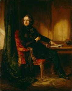 NPG 1172; Charles Dickens by Daniel Maclise